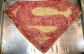 Food- Super Pizza