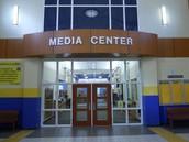 WJ Keenan High School Media Center