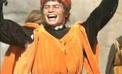 Juliet's cousin Tybalt