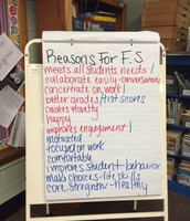 Reasons for flexible seating