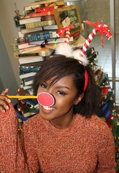Fun Photo Booth Pictures  for the Holidays