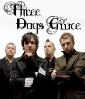 2. Three Days Grace
