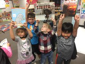 We love these books!