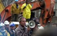George Bush speaks in NYC