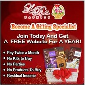 Become a Gifting Specialist