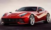 2. Ferrari Berlinetta