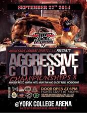 Aggressive Combat Championship 8