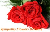Sympathy Flowers Delivery Present A Perfect Touch Of Emotions