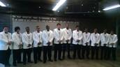 BOMLA Men - 2015 Graduates