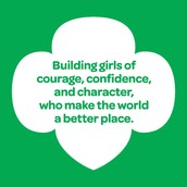 HAPPY ANNIVERSARY GIRL SCOUTS