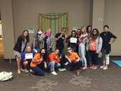 INTERACT CLUB STUDENTS ATTEND LEADERSHIP SUMMIT