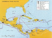 Our trade routes