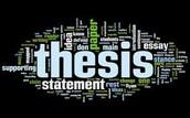 Thesis Essays
