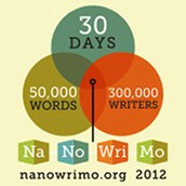 Kick back and write!