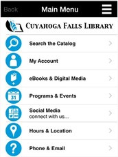Keep the library at your fingertips!