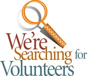 Volunteer in our classroom!!