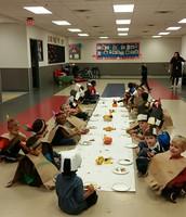 PM Class Thanksgiving Feast