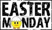 Easter Monday  (Velikonoční pondělí)