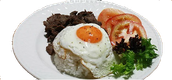 Our cafe sells quality Philipino cuisine