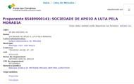 MINISTERIO DAS CIDADES