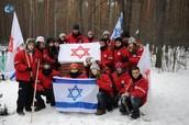"""משלחת נוער מד""""א לפולין"""