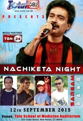 Performance by Nachiketa