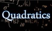 Quadratics: Standard Form