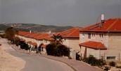 בתים בארץ ישראל כיום.