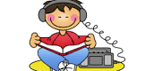 LEND AN EAR at LISTENING STATIONS
