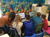 Mrs. Herley's Students Using Google Classroom!