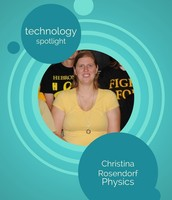 Tech Star of the Week: Christina Rosendorf