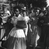 Little Rock Nine.