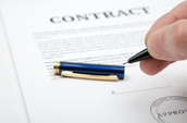Agreements and Contracts