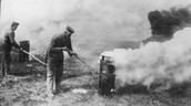 April 22, 1915 - Germany Introduces Poison Gas To Warfare
