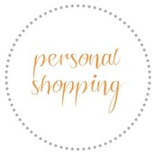 LET ME BE YOUR PERSONAL SHOPPER!