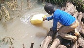 8 MILLION PEOPLE in Uganda don't have access to safe water