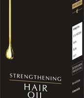 Strengthening Herbal Hair Oil