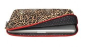 Chelsea Laptop Case, Leopard