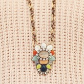 Heritage Blossom Convertible Necklace