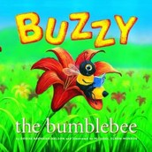 Buzzy the Bumble Bee by Dennis Brennan-Nelson