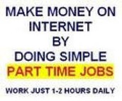 START MAKING MONEY WITH YOUR FREE TIME AT HOME