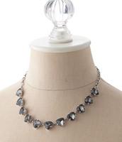 Somervelle Necklace, silver $29