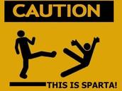 Athenians Vs. Spartans