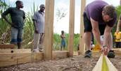 La construcción de una casa