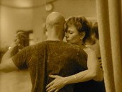 Tango is communication and connection between two embracing dancers that uses no words…