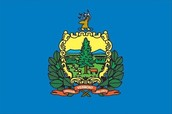 Vermont's flag