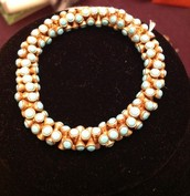 Vintage Twist Bracelet Retail $39.00 NOW ONLY $20.00