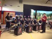 AMS Jazz Ensemble