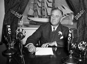Franklin D. Roosevelt 1882-1945