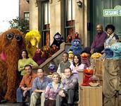 4. Sesame Street.